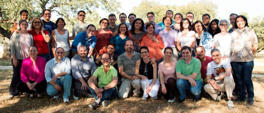 Volontariato internazionale al Campus IAC nel 2015